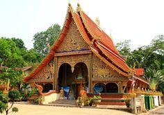 Wat Noen Phra Nao in Nong Khai  http://www.hello-thailand.net/