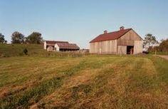 love the old barn