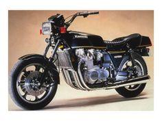 Kawasaki Z1300  inline 6 cylinder