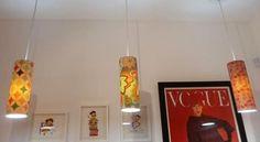 Como Fazer Luminária de Teto Reaproveitando PVC | Reciclagem no Meio Ambiente – O seu portal de artesanato com material reciclado