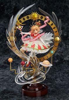 Cardcaptor Sakura Sakura Kinomoto: Stars Bless You 1/7 Scale Figure 1 http://amzn.to/2ptRY46