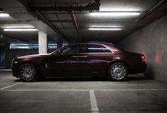 Ghost - Series II Extended Wheelbase Rolls Royce