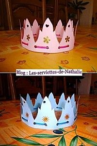 1000 images about piphanie on pinterest petite section for Decoration epiphanie