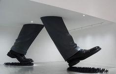 Juxtapoz Magazine - Installation works by Do Ho Suh