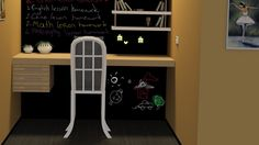 3ds Max Çalışma Odası Yapımı(1.Bölüm)