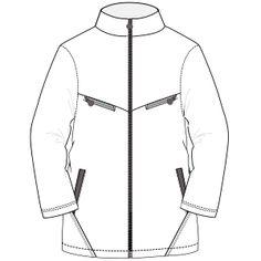 Patrones ropa tallas grandes... Campera 6733 HOMBRES Camperas Jackets, Inspiration, Flat, Fashion, Templates, Fashion Patterns, Bathroom Black, Elegant, Dressmaking