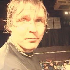 Jon Moxley aka Dean Ambrose!