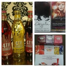 Thank you to @4thstreetwine @Dessata and @fiveroses for being a part of the #NICCIWINTER15 goodie bags