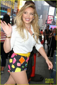Hilary Duff Is Too Busy For a Relationship Right Now!