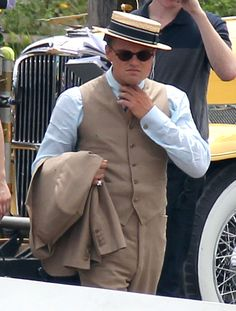 The Great Gatsby suit - See best of PHOTOS of The Great Gatsby films--- that face…