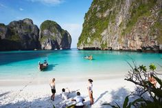 Budget Travel Vacation Ideas: Top 10 Beaches From the Movies Best Vacations, Vacation Destinations, Vacation Trips, Vacation Spots, Vacation Ideas, Honeymoon Ideas, Vacation Places, Travel Deals, Budget Travel