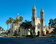 St. Mary Cathedral Basilica (Galveston, Texas)