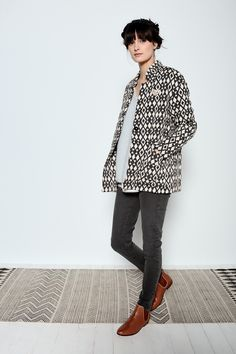 Veste Firmin Jacquard - Manteaux et vestes - categories - e-shop