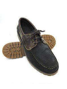 Oferta: 97€ Dto: -29%. Comprar Ofertas de Zapato para caballeros naútico de piel con suela de goma flexible. 100 % Piel de primera calidad. Tallas grandes XXL de la 47 barato. ¡Mira las ofertas!