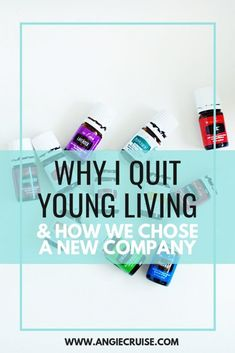 Why I Quit Young Living Essential Oils Essential Oils For Thyroid, Plant Therapy Essential Oils, Essential Oils For Sleep, Best Essential Oils, Young Living Essential Oils, Essential Oil Blends, Rum, Young Living Business, Oil For Headache