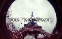 paris is always a good idea ;)