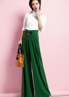 Модные брюки 2017: женские стильные модели, модные тенденции