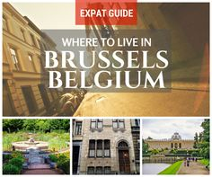 Where to Live in Brussels, Belgium