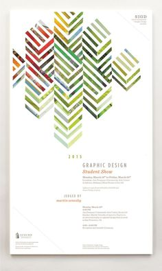 Outstanding Achievement: 2015 GRAPHIC DESIGN AND DESIGNING GREEN POSTER AND VIDEO Category: Education Creative Team: Courtney Windham Company: Auburn University School of Industrial Graphic Design Location: Auburn, Alabama gumgum-verify - See more at: http://www.howdesign.com/design-competition-galleries/winter-2015-in-house-design-awards-winners/#sthash.AlQKWctv.dpuf: