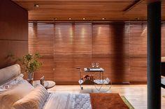 Wooden Apartment / Brazil