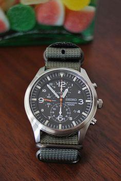 Seiko #Inspired Watch #men watch