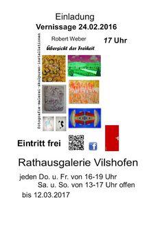 websart: Vernissage#websart#robert weber#art#arte#künstler#...
