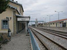 Το τρένο σφυρίζει ακόμα..  Φώτο: Κ.Τ.  Οκτώβριος 2012