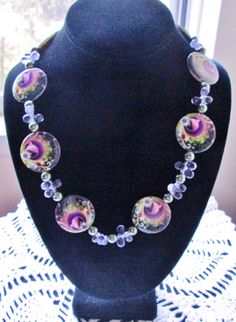 Strut Your Stuff Peacock Diva Necklace  Lovely  by TheJewelryDiva, $30.00