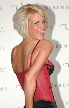 Korte platinum blonde haarstijlen voor de zomer 2014 - Kapsels voor haar