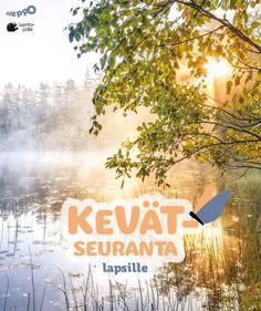 Tulostettava kevätkortti lapsille | Luonto-Liiton Kevätseuranta