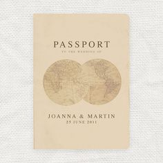 antique chic travel wedding passport program by idoityourself, $16.50  + http://www.etsy.com/listing/93173404/antique-chic-travel-wedding-passport?ref=sr_gallery_6_search_query=printable+wedding+invitation+vintage+travel_view_type=gallery_ship_to=TR_search_type=all