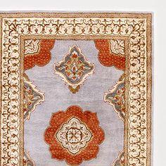 Floating Medallion Tufted Rug | Rugs| Home Decor | World Market