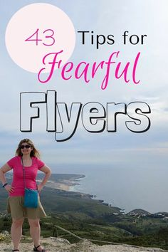 If you're a nervous flyer like me, here are 43 tips to help you overcome your fear and fly with ease!