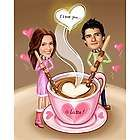 Caricature from photos..cute