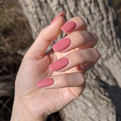 Colored Acrylic Nails, Acrylic Nails Coffin Short, Almond Acrylic Nails, Best Acrylic Nails, Almond Nails Pink, Summer Nails Almond, Soft Pink Nails, Pink Toe Nails, Cute Pink Nails