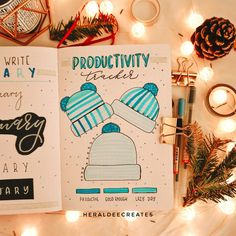 Create your January Bullet Journal with these awesome inspirations. Be inspired with creative layouts, designs, and theme ideas that are perfect for you 2020 journal. Choose from simple spreads, doodles, quotes, cover, and several weekly spread layouts. I'm sure you'll love it all! #JanuaryBulletJournal #BulletJournal2020 Bullet Journal Flip Through, January Bullet Journal, Bullet Journal Set Up, Bullet Journal Tracker, Bullet Journals, Journal Quotes, Book Journal, Different Lettering Styles, White Pen