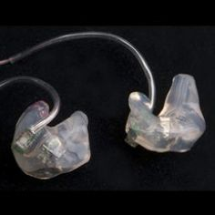 3MAX custom In-Ears with 4-Pin Style Field Replaceable Cable- Pre- March 2012 Design