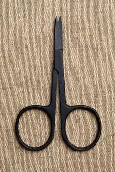 purl soho | products | item | wide bow scissors (merchant & mills)
