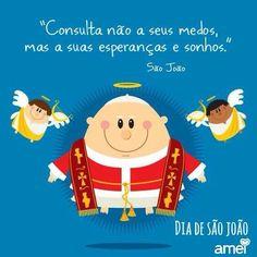 """Bom Dia Hoje é dia do """"️️Santo Festeiro"""" uma quarta abençoada para todos #lojaamei #gratidão #vida #festa #muitoamor"""