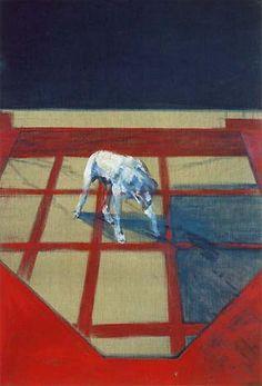 FRANCIS BACON http://www.widewalls.ch/artist/francis-bacon/  #FrancisBacon #figurativepainter #expressionism #surrealism #cubism