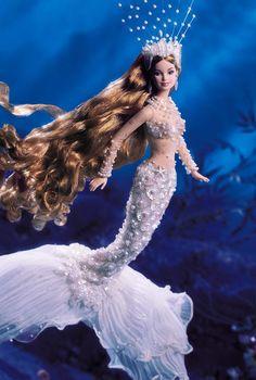 Enchanted Mermaid™ Barbie® Doll