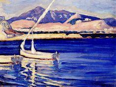 Turkish Harbour - Konstantinos Maleas