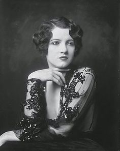 Jean Ackerman, Ziegfeld girl, ca. 1927 Alfred Cheney Johnston