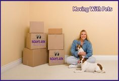 Many of us have furry companions we need to think about when we move.  Whether it's the traditional cat or dog or a rabbit and a ferret, these animals still need attention during the stressful event of moving.  Here are some things to keep in mind as you prepare your pet for its new home. http://www.noahsarkinc.com/blog/moving-with-pets/