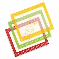 Small Flexible Cutting Mat (set of 3) | Buy Quality Kitchenware at PamperedChef.com  I have these and I love them!