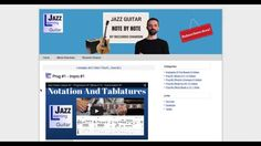LearningJazzGuitar.com - Subscribers Area
