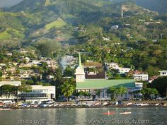 french polynesia capital city | Papeete, capital city of French Polynesia - Tahiti