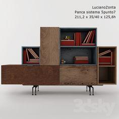 Modular dresser / sideboard LucianoZonta