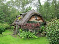 Attractive Hobbit House Plans With Stackwell Building Style Https://midcityeast.com/  Hobbit