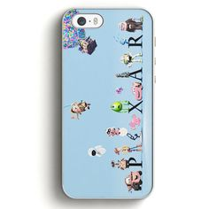 This is a Pixar Character iPhone SE Case , high flexibility, and thin profile to protect the back and sides of your phone and allows for easy access to all buttons, functions, and ports at the same ti